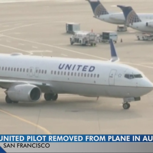 United pilot removed from flight at ABIA after 'rant' over intercom