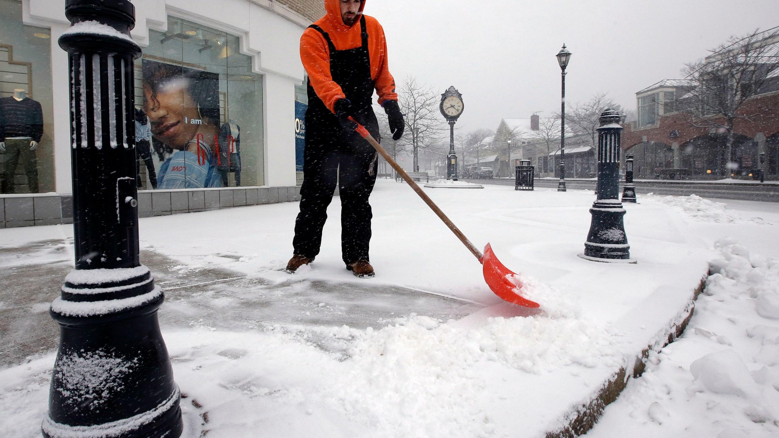 Northeast Snow_416095