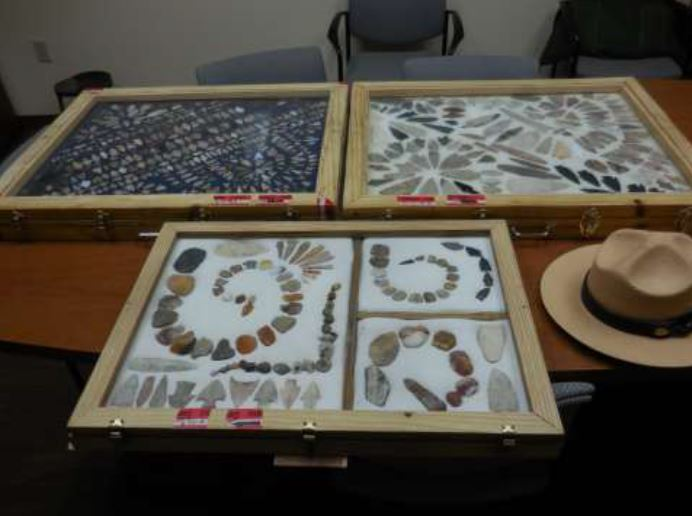 Archaeology smuggler fined after stealing 500 artifacts from Mexico and bringing them into the U.S. (Courtesy_ National Parks Service)_426961