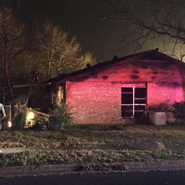 A home with severe fire damage on Mountain Quail Road in north Austin. Feb. 13, 2017_418621