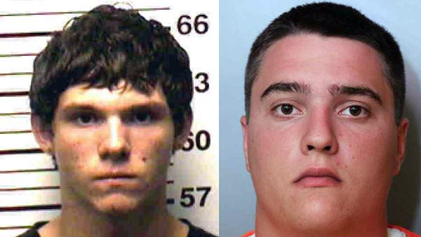 Jerry Johnsey and Byron Lasiak, jail booking photos_418328