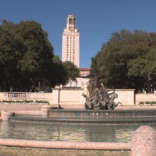 University of Texas at Austin fountain