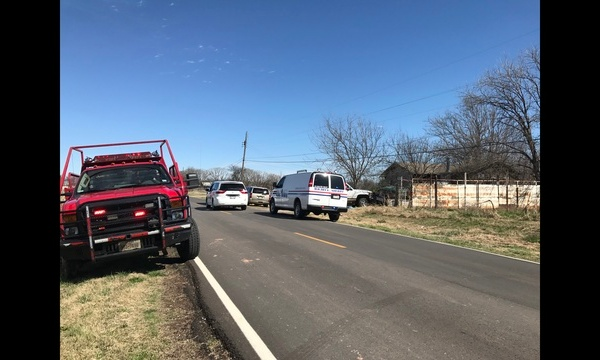 A man was killed in a fire while barbecuing in Wichita Falls_424838