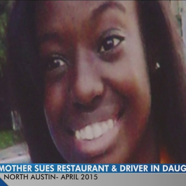 Mother of college student hit, killed by drunk driver sues him