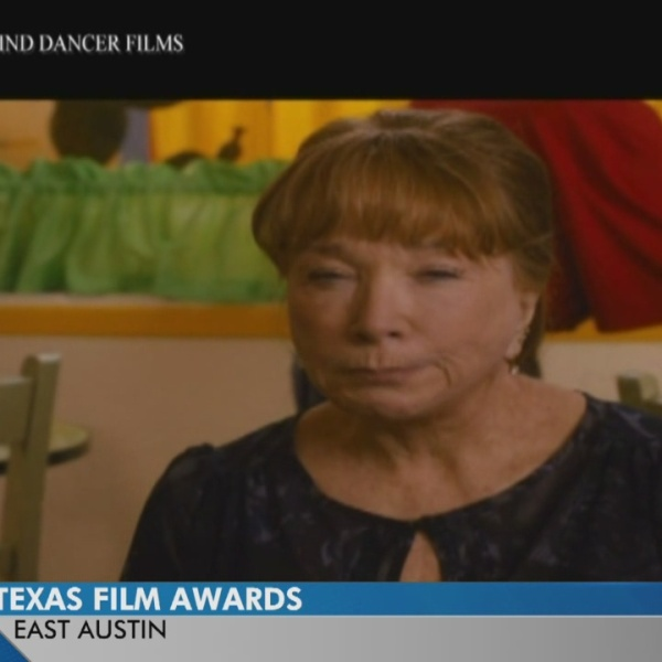 Stars come out for Texas Film Awards