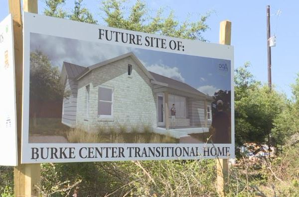 The Burke Center Transitional Home is set to be complete in April_440923