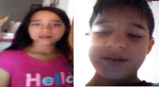 Amber Alert issued for missing El Paso kids Ashley Michelle Estrada and Brandon Jesus Estrada_433961