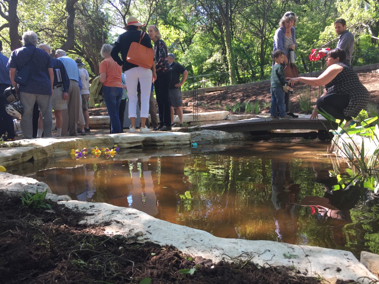 Zilker Botanical Garden to offer free entry eight days a year starting in 2020