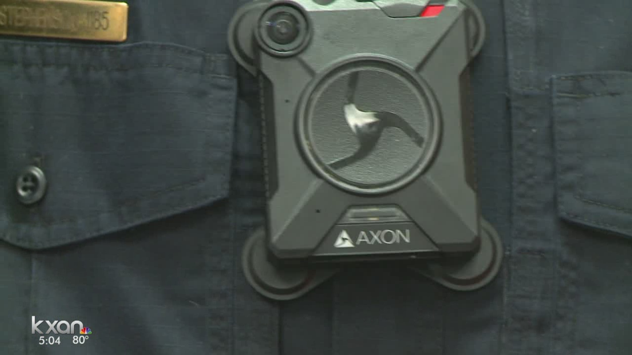 All UTPD officers are not outfitted with body cameras