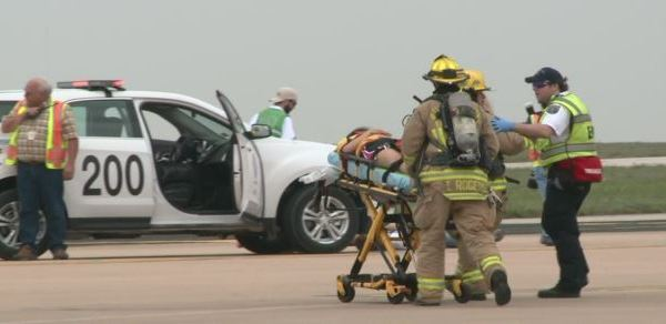 Austin airport emergency drill file photo (KXAN photo)_447932