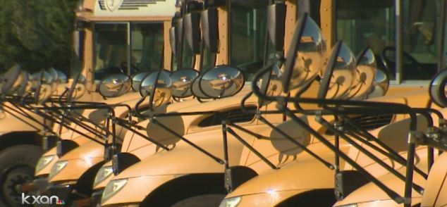 School buses (KXAN file photo)_452632