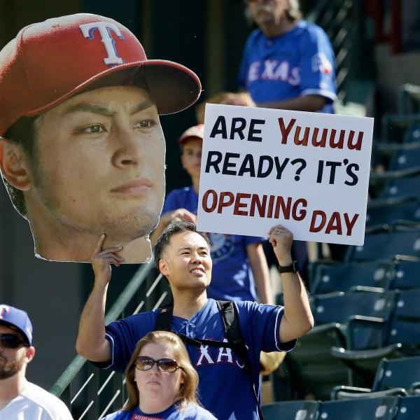 Indians Rangers Baseball_447674