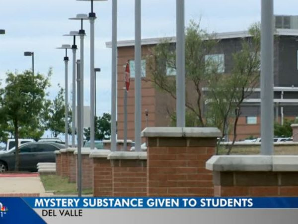 Del Valle 6th grader rushed to hospital after taking mystery substance