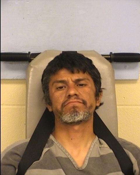 Eduardo Hofling booking photo for bank robbery (Austin police photo)_466235