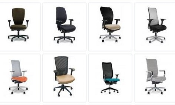 Nearly 50,000 office chairs have been recalled because they could break and pose a fall hazard to anyone using them._478195