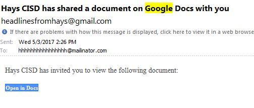 fake hayscisd email_464950