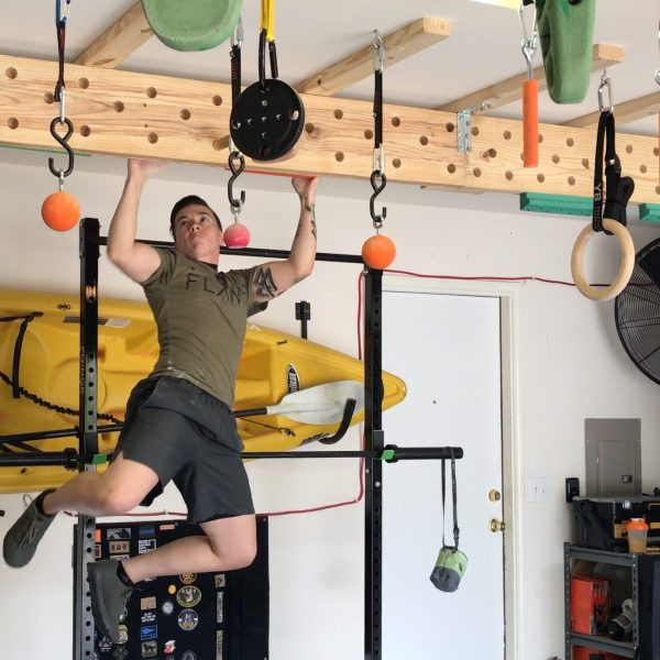 Officer Katrina Ratcliff training for American Ninja Warrior (KXAN Photo)_478420
