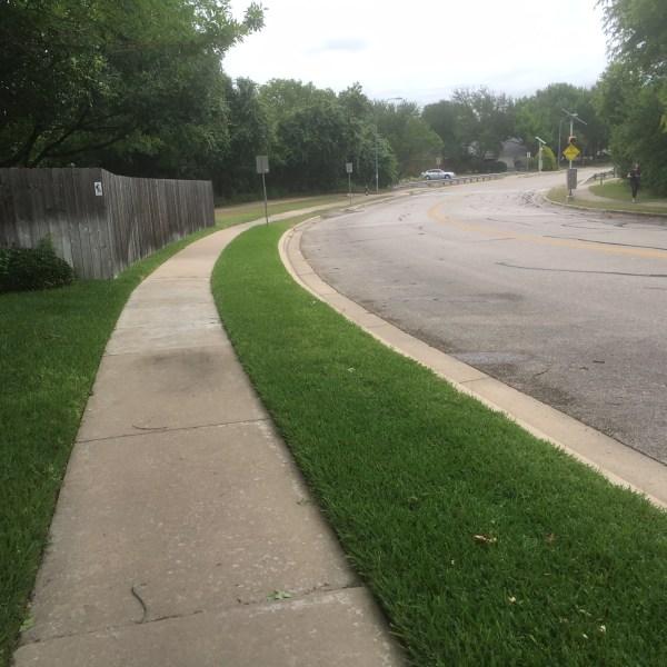 Pflugerville Creekside neighborhood_473119