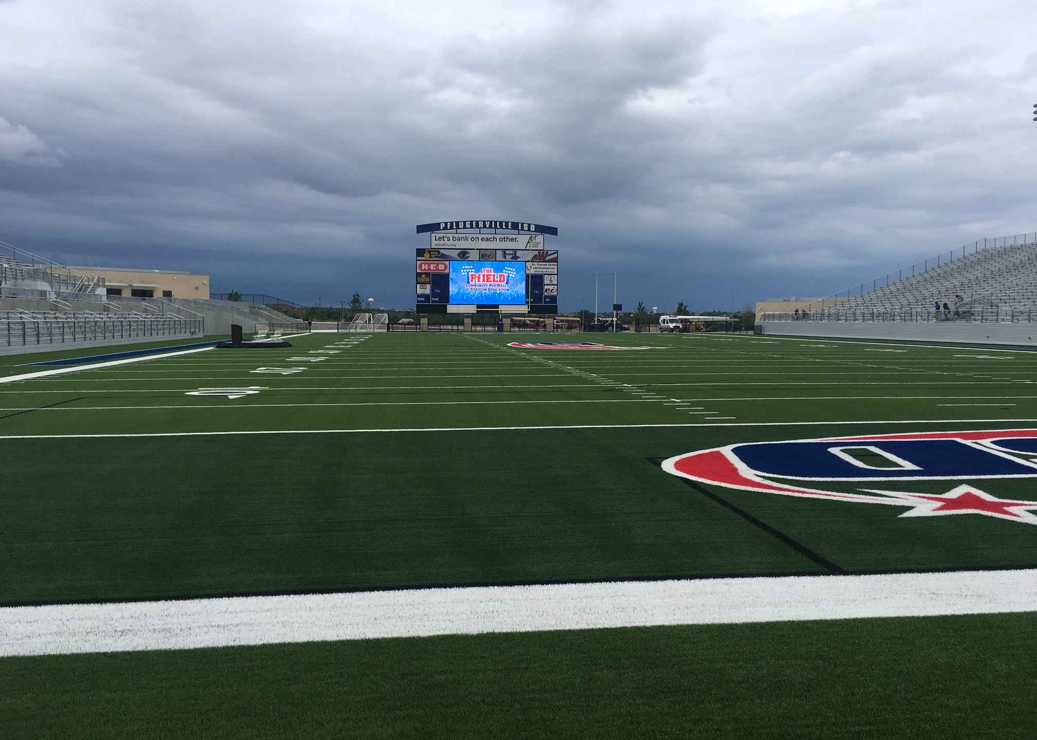 Pflugerville ISD PField Stadium_476972