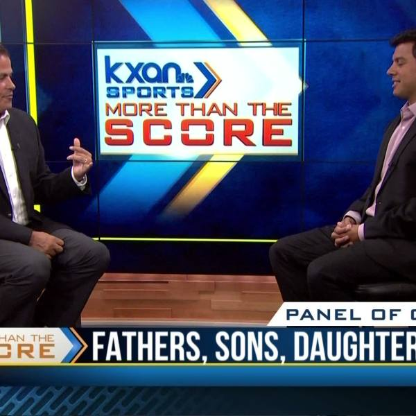 More than the Score: Father's Day