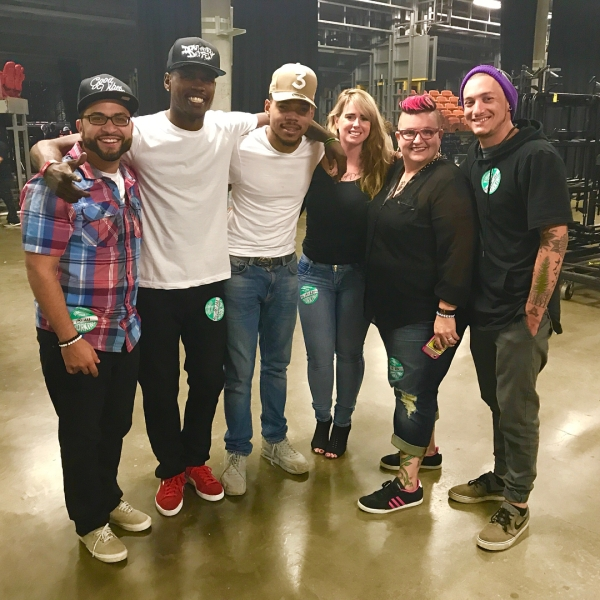 Houston based interpreters of DEAFinitely Dope will join Chance the Rapper on tour_495844