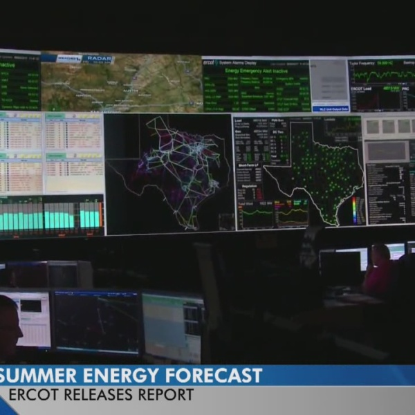 ERCOT: No energy shortage expected this summer