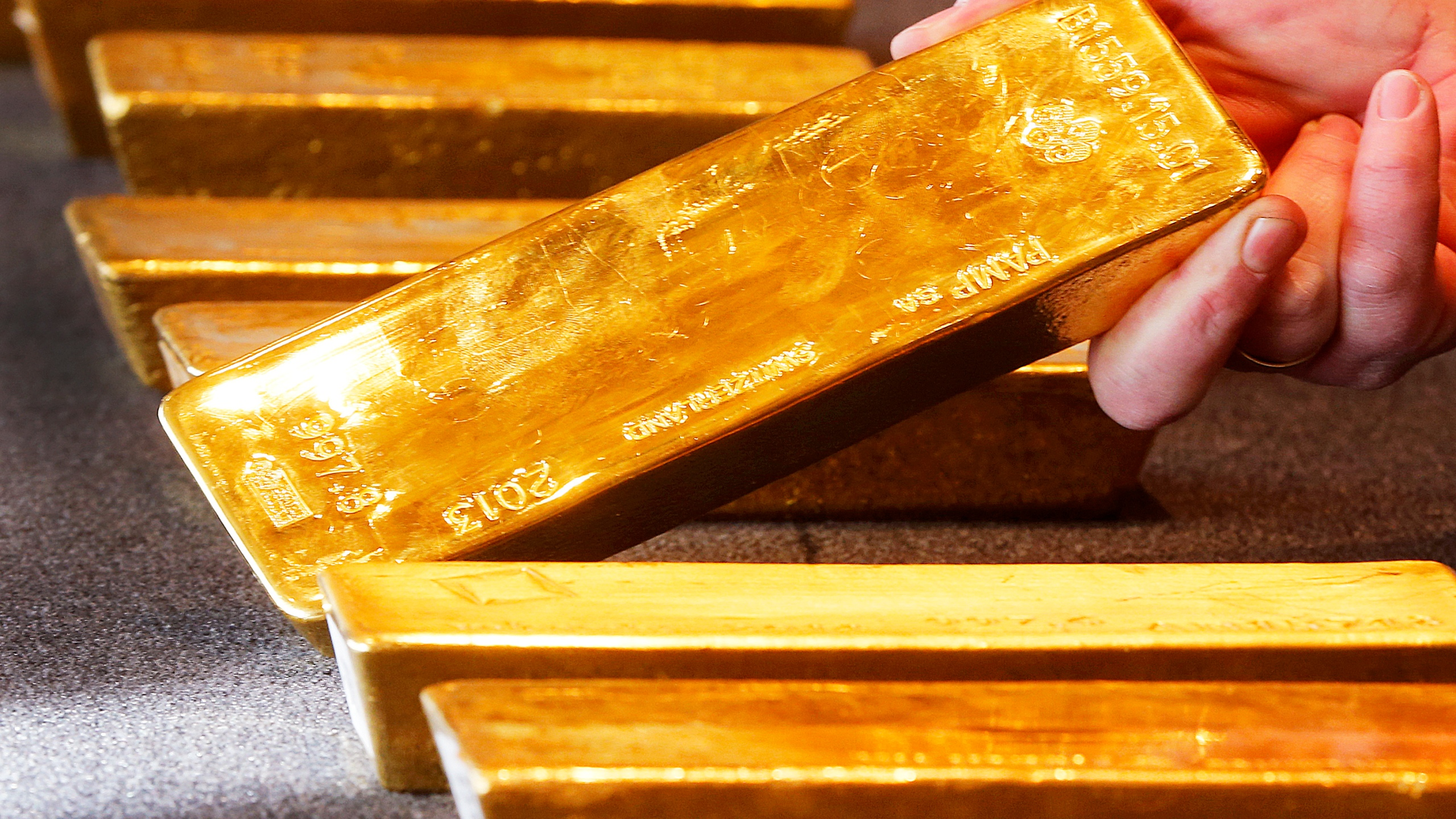 Germany Gold Reserves_489215
