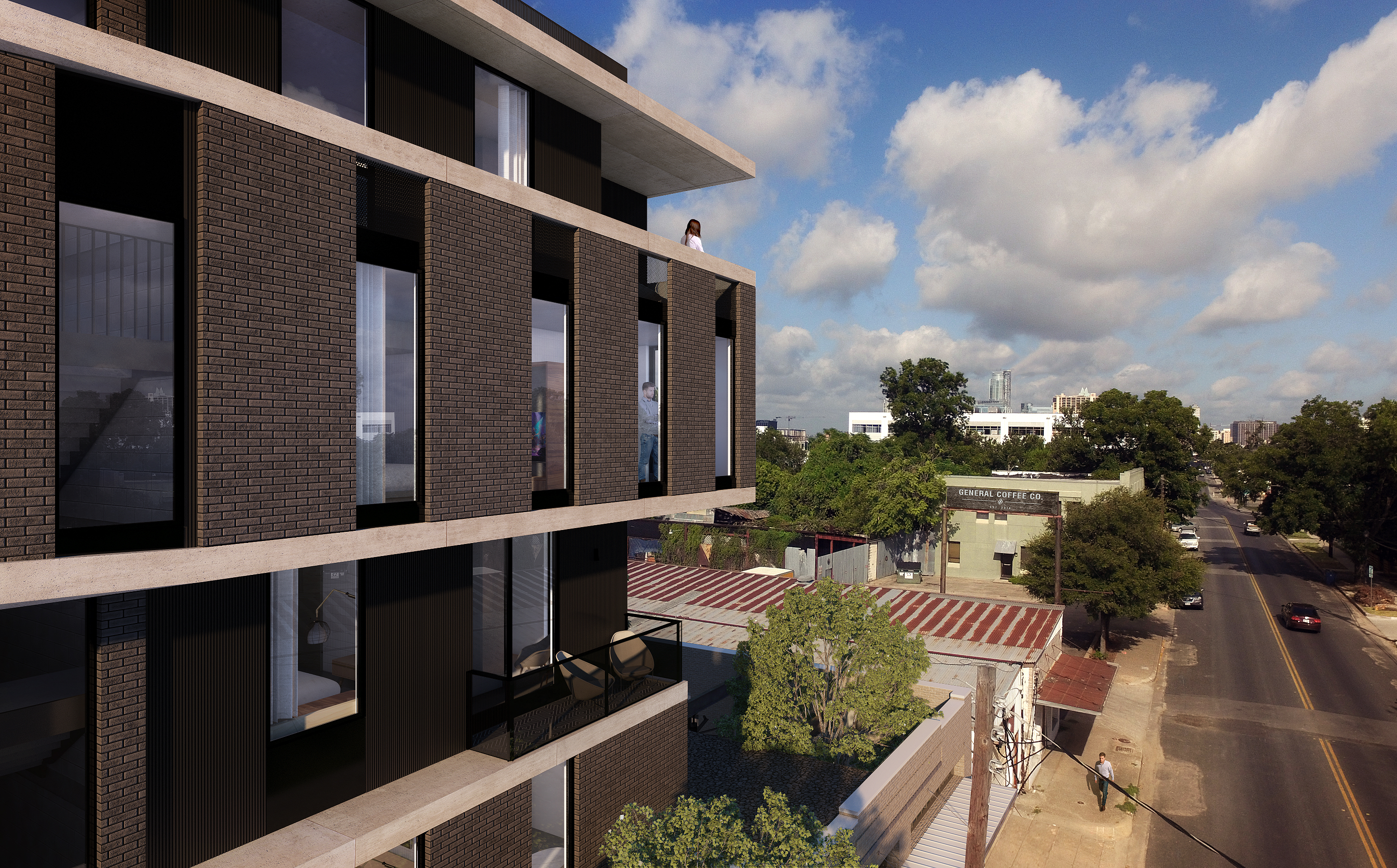83 Room Boutique Hotel To Open In East Austin