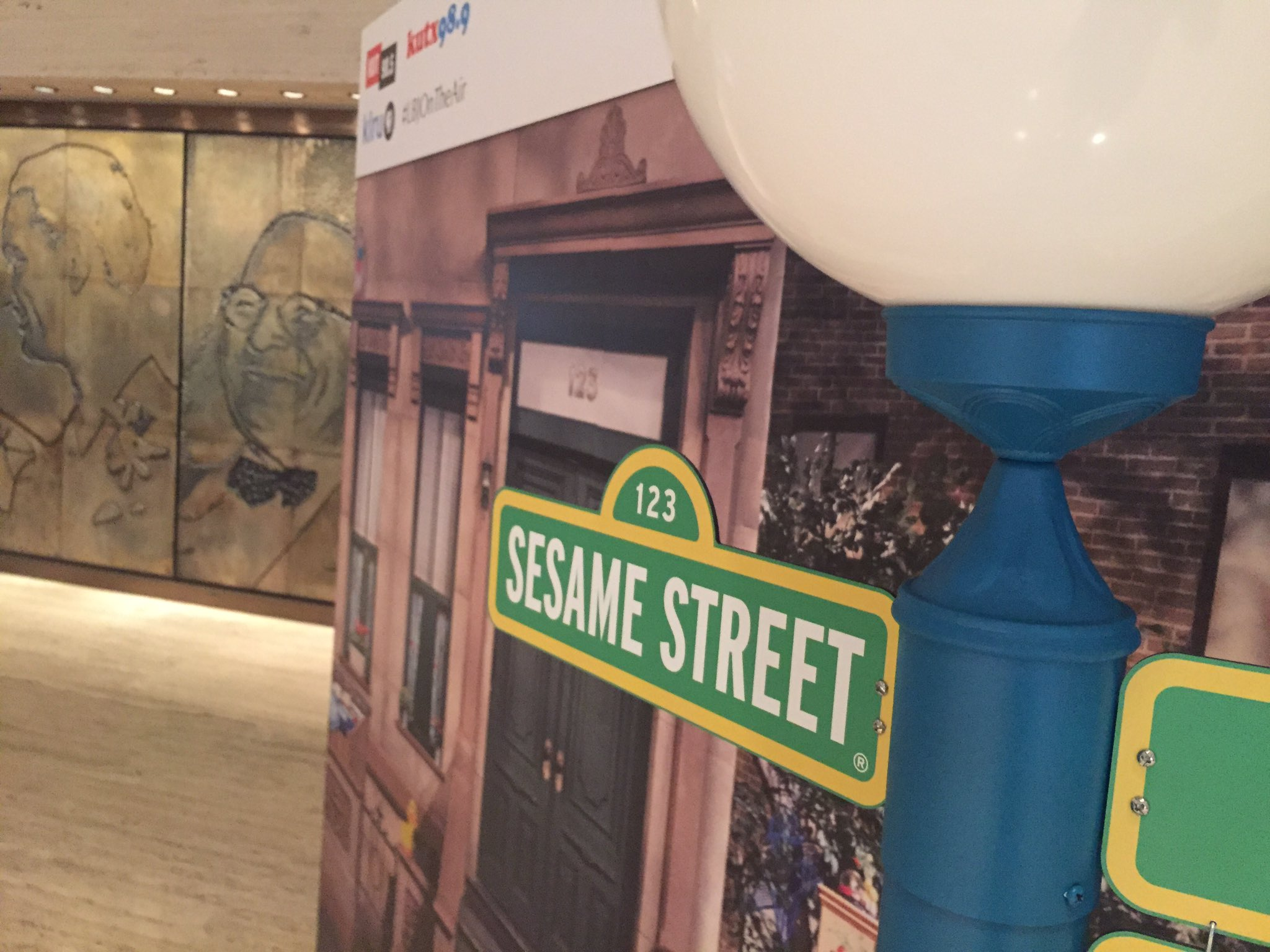 Sesame Street exhibit at LBJ Library highlights 50 years of