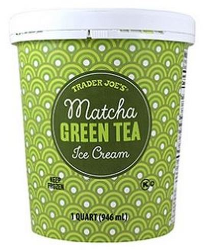 Trader Joe's recalled Matcha Ice Cream (Trader Joe's photo)_487568