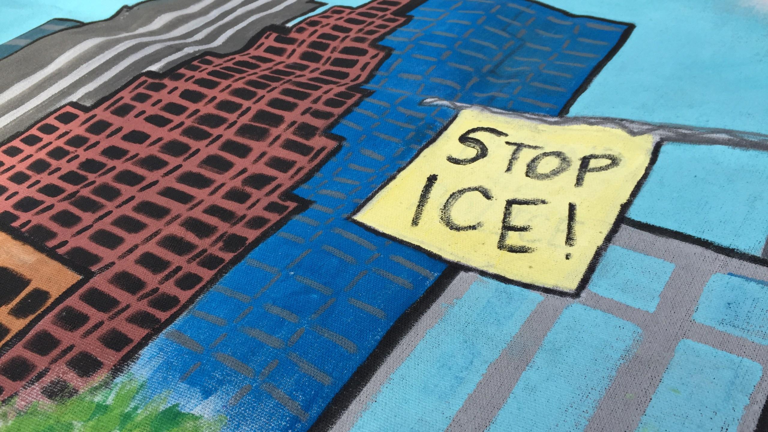 Sanctuary Cities Bill protest_467506