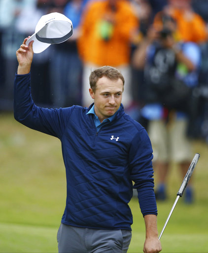British Open Golf_512060