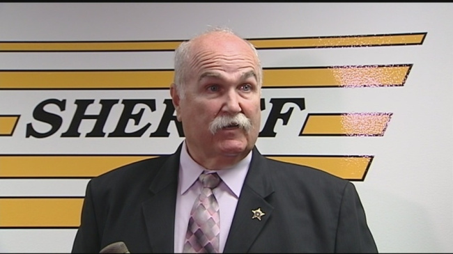 Butler County Sheriff Richard K. Jones (WLWT)_502589