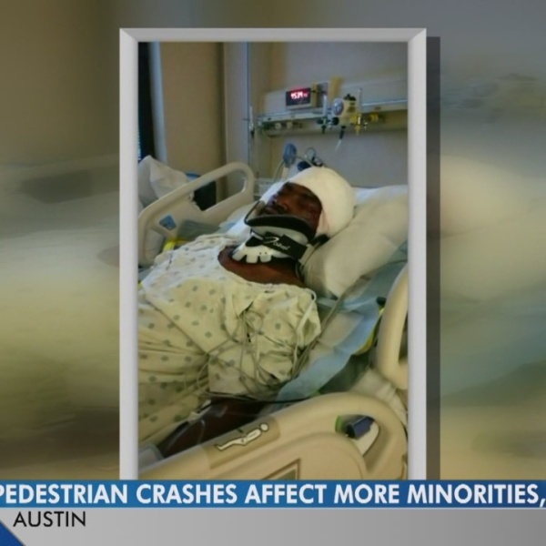 Austin pedestrian crashes affect more minority, lower-income communities