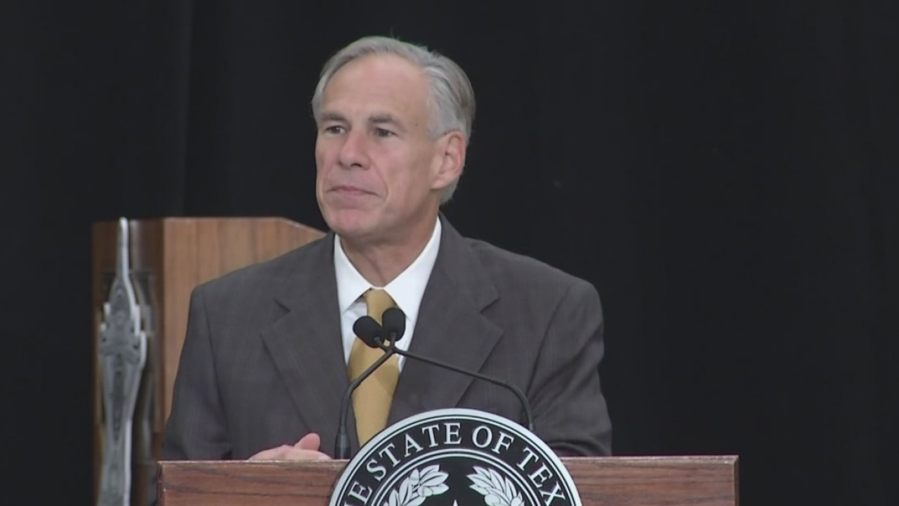 Gov. Greg Abbott releases lists of lawmakers who don't support his special session items