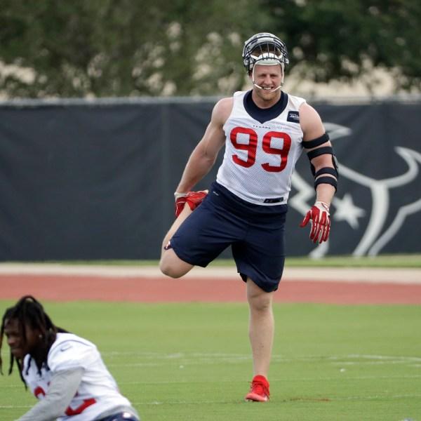 Texans Watts Return Football_514352