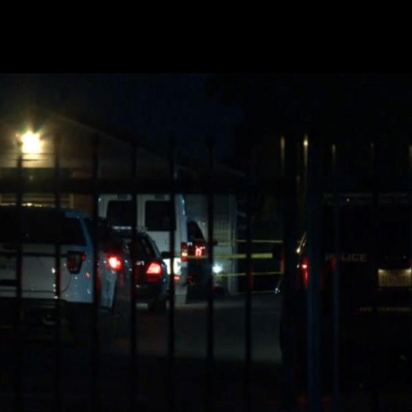 Anken -Drive homicide Man shot in apartment complex in Southeast Austin_503480