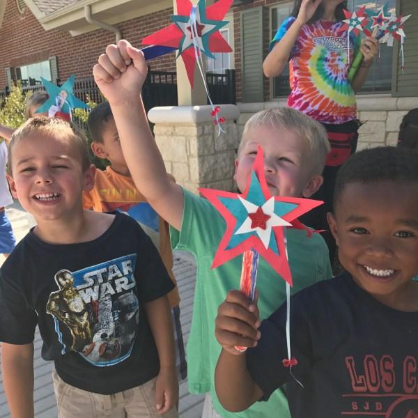 Kids at Primrose School of Pflugerville_500415