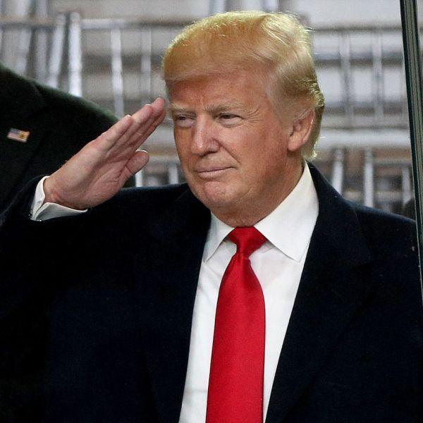 Parade Celebrates Presidential Inauguration Of Donald Trump_513934