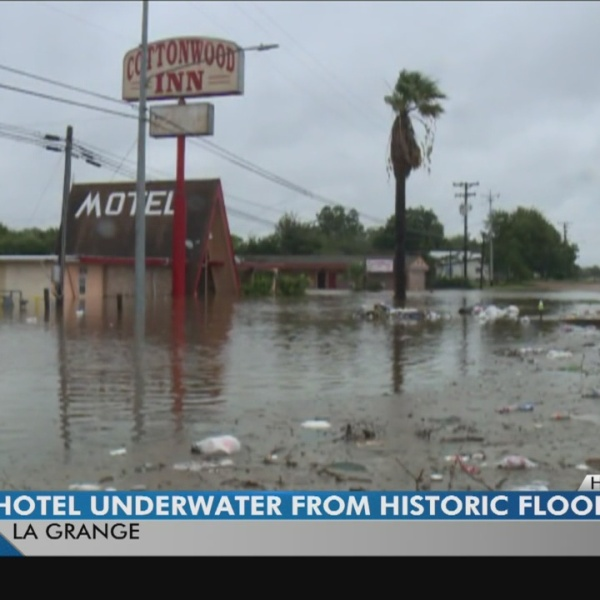 La Grange motel owners swamped by recent flooding