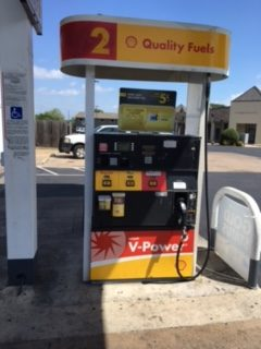 Credit card skimmer found at Shell AMA Mart on 10700 Anderson Mill Road on Wednesday, Aug. 16, 2017. (Texas Department of Agriculture)_527056