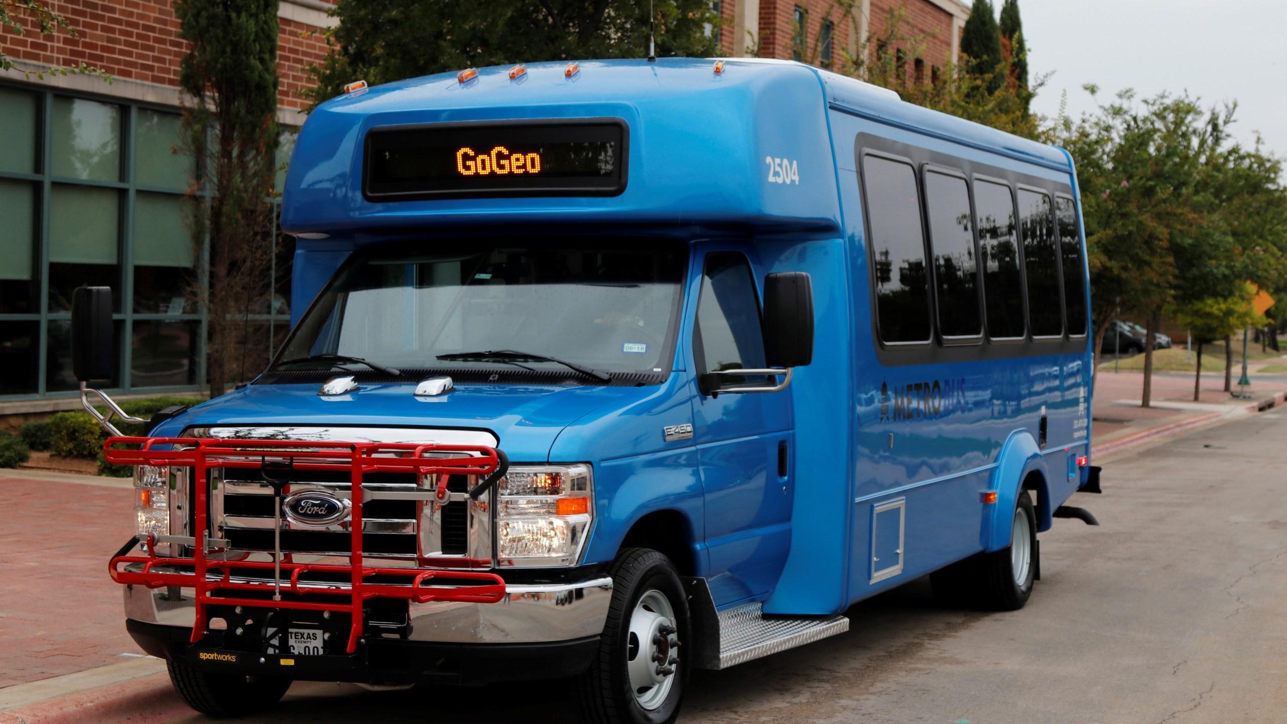 GoGeo Georgetown bus_527809