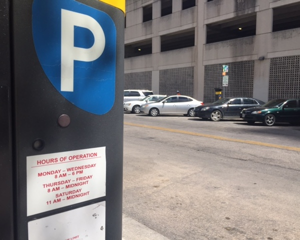 Parking pay station_490110