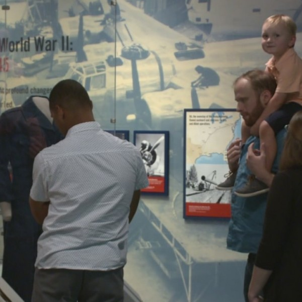 Museums hope Sunday's crowds beat last year for Austin Museum Day