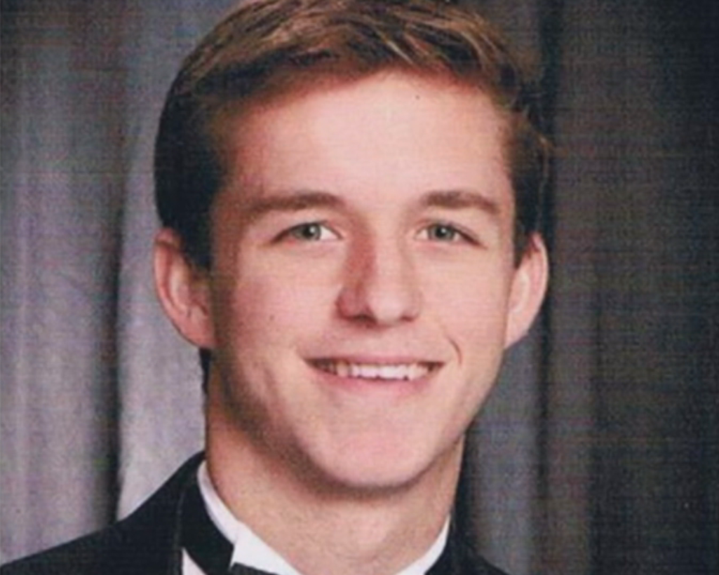 Harrison Brown, 19, graduated from Graham High School in Texoma in 2016. (KFDX Photo)