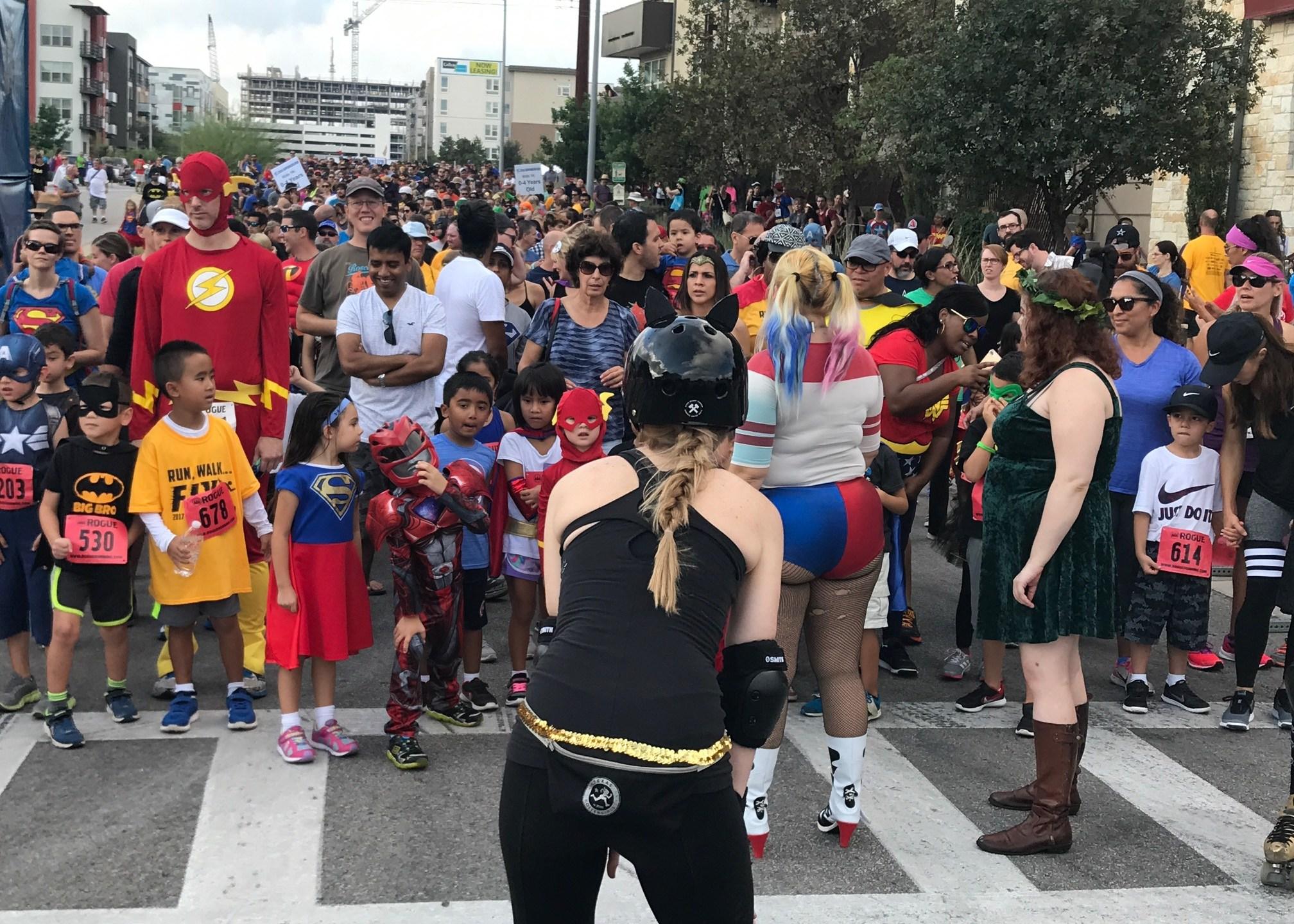 CASA Superhero fun run_546475