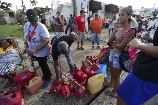 Puerto Rico Hurricane Maria_550384