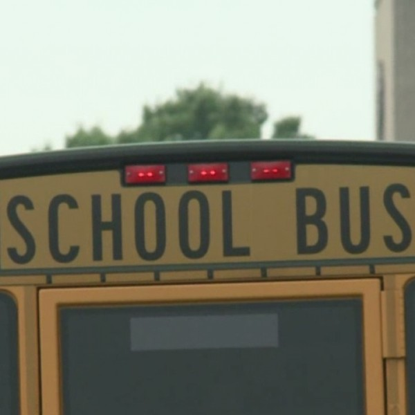 AISD bus crashes slightly up this school year