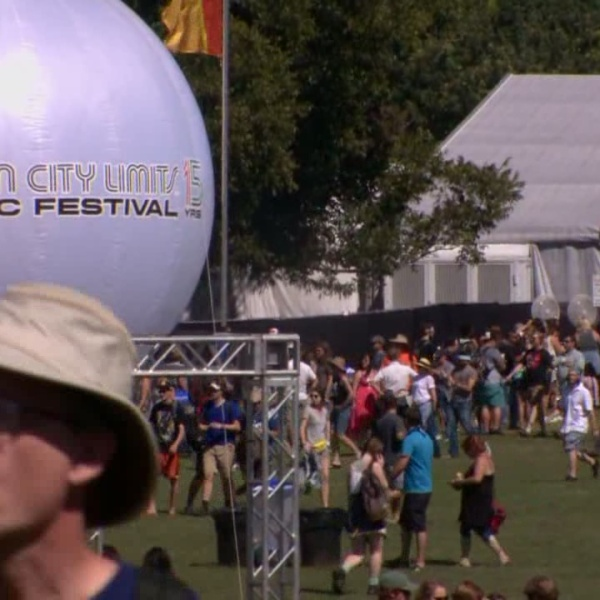 ACL Fest implements new bag restrictions as APD adds more officers