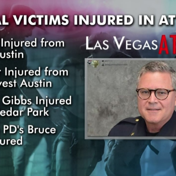 At least 4 Central Texans injured in Las Vegas mass shooting